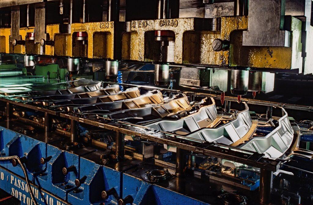Industria meccanica nella storia 1