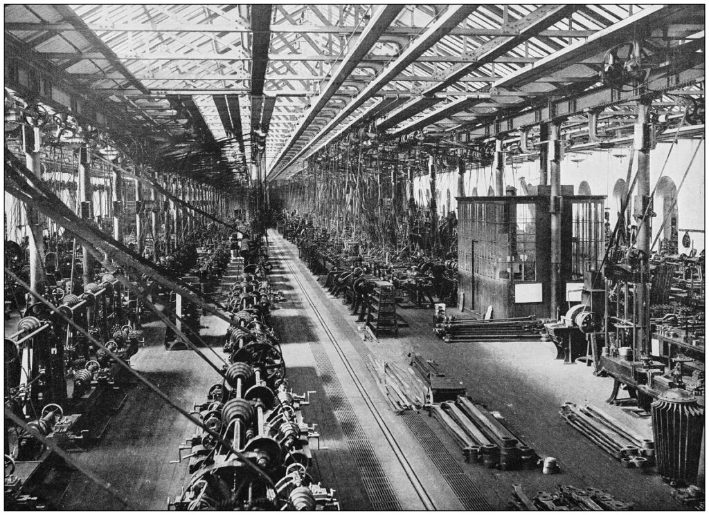 Industria meccanica storia 1