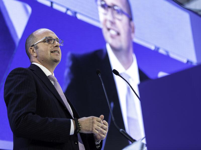 Alberto Dal Poz Presidente Federmeccanica